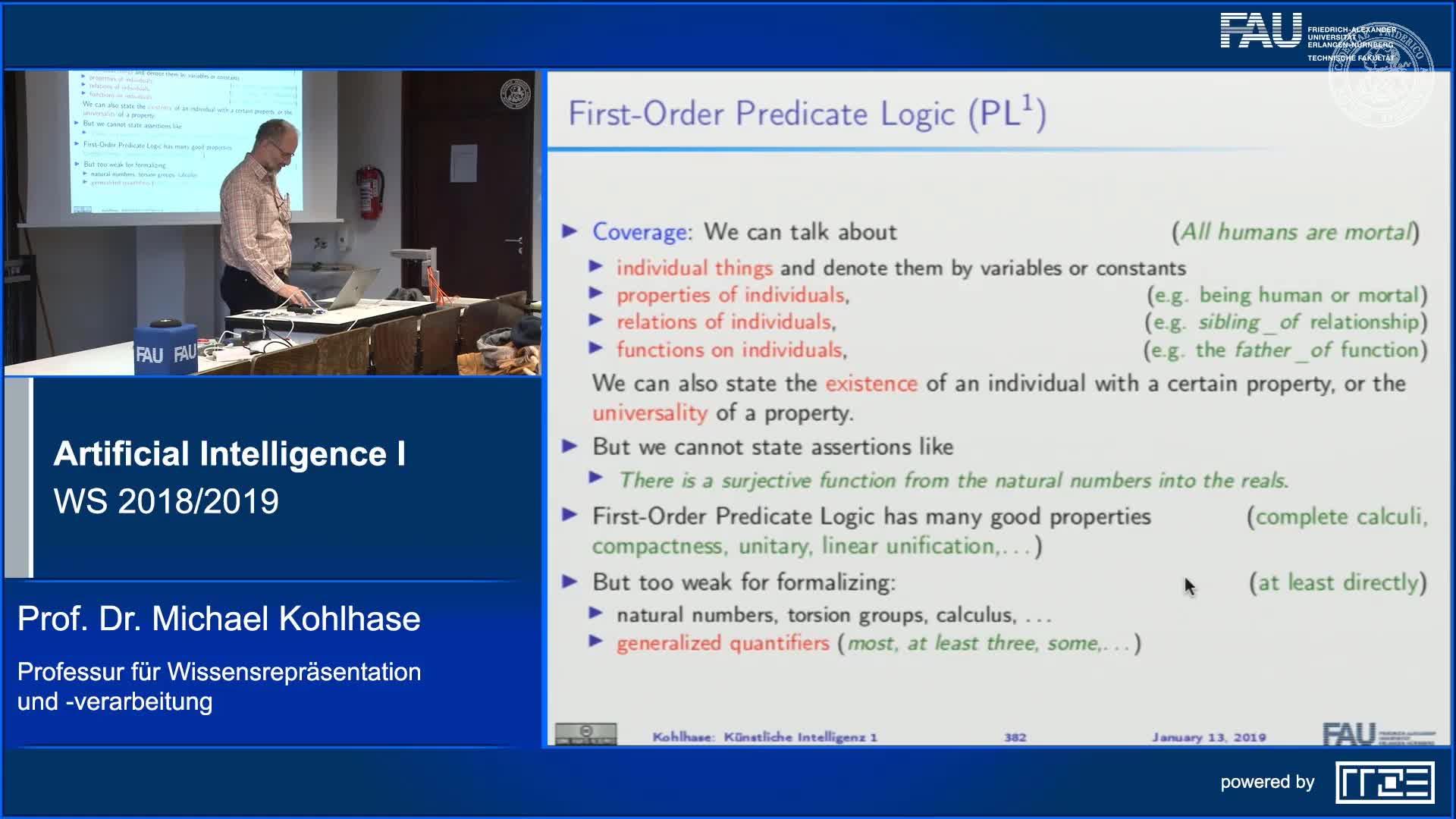 Recap Clip 13.2: First-Order Logic preview image