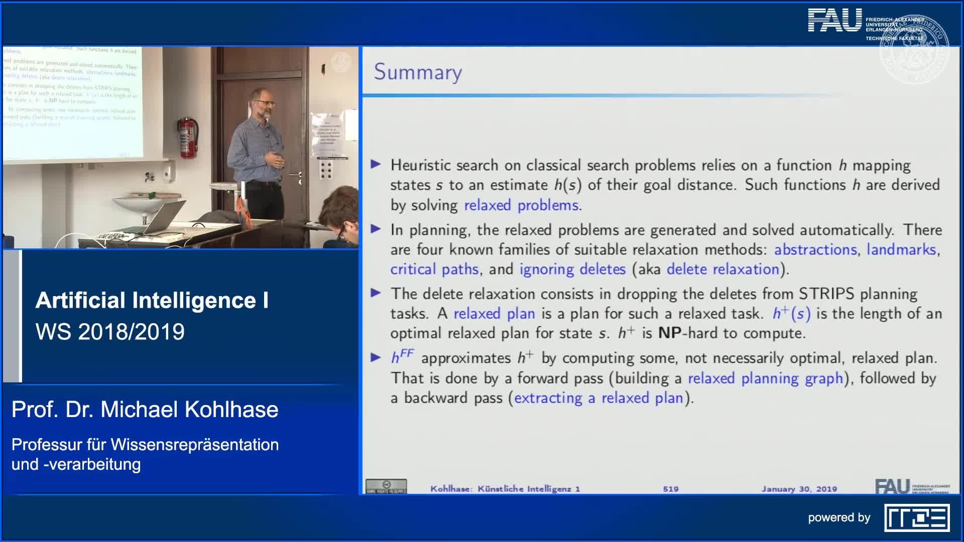 Planning Algorithms: Conclusion preview image