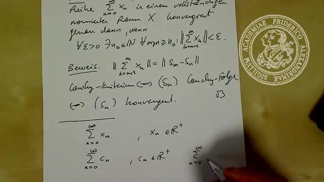Mathematik für Data Science 1 preview image
