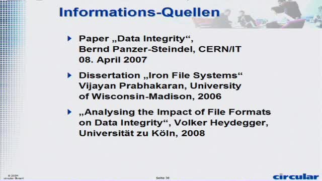 Data Integrity preview image