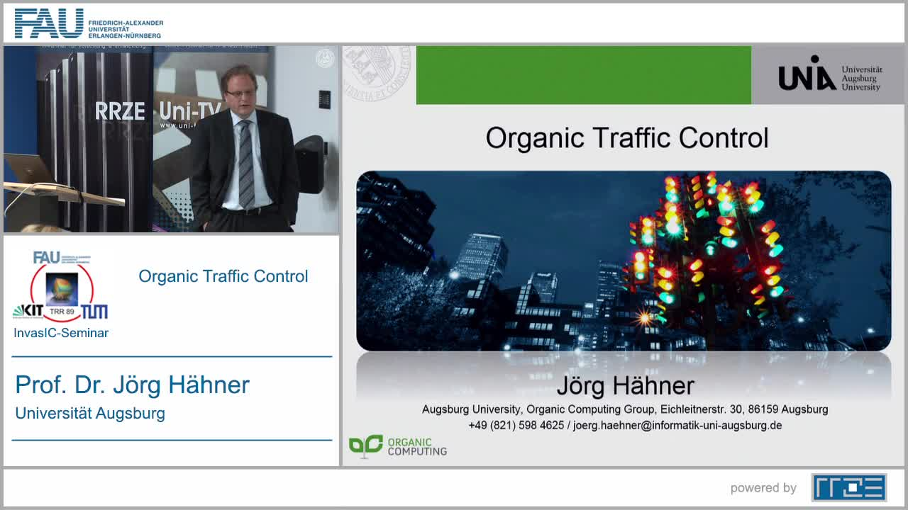 Organic Traffic Control preview image