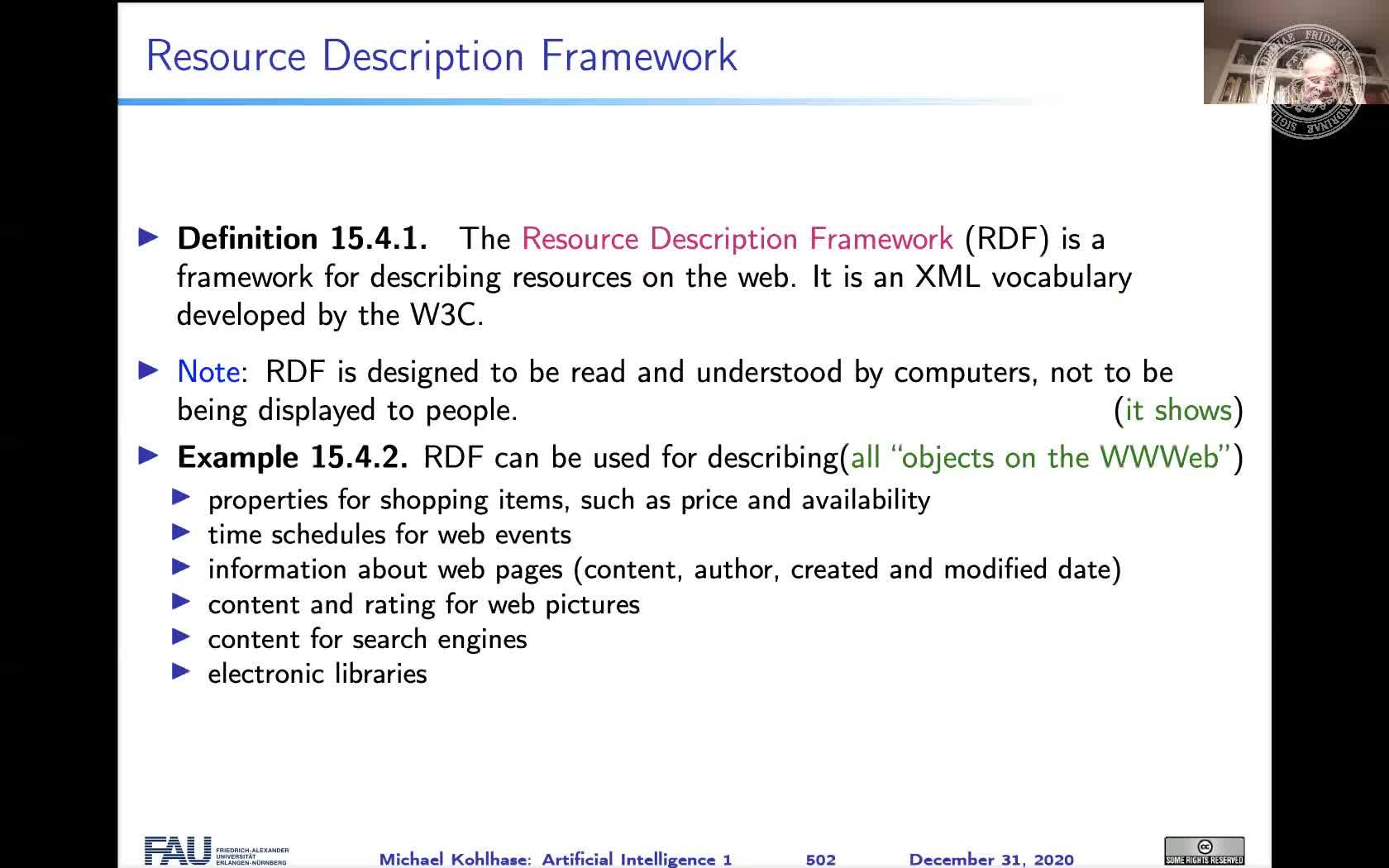 15.4 Description Logics and the Semantic Web preview image
