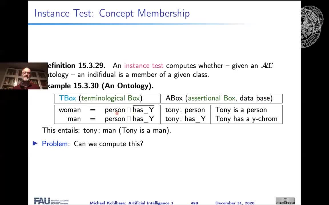 ABoxes, Instance Testing, and ALC preview image