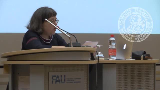 GfM Jahrestagung 2017 - Keynote Elisabeth Bronfen preview image