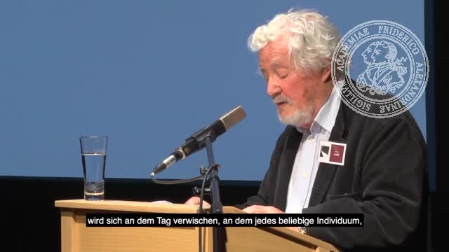 GfM Jahrestagung 2017 - Keynote Marc Augé preview image