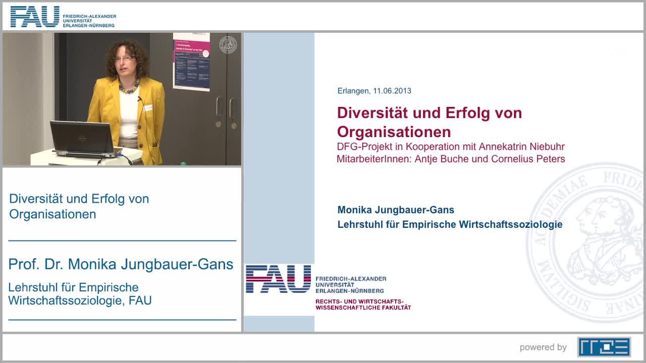 "1. Forschungstag ""Gender & Diversity"" preview image"