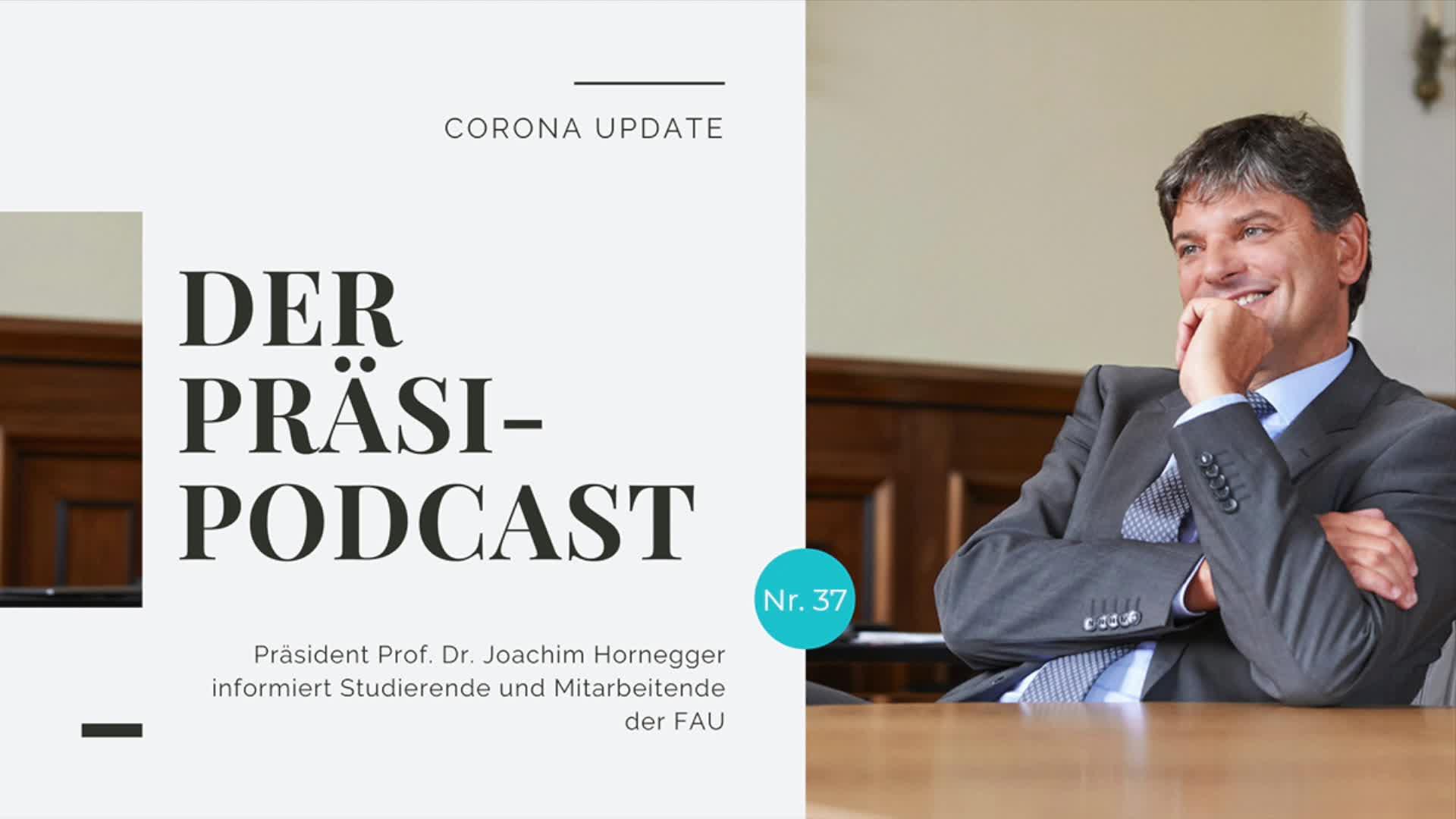 """""""Der Präsi-Podcast"""" vom 21. Januar 2021 preview image"""