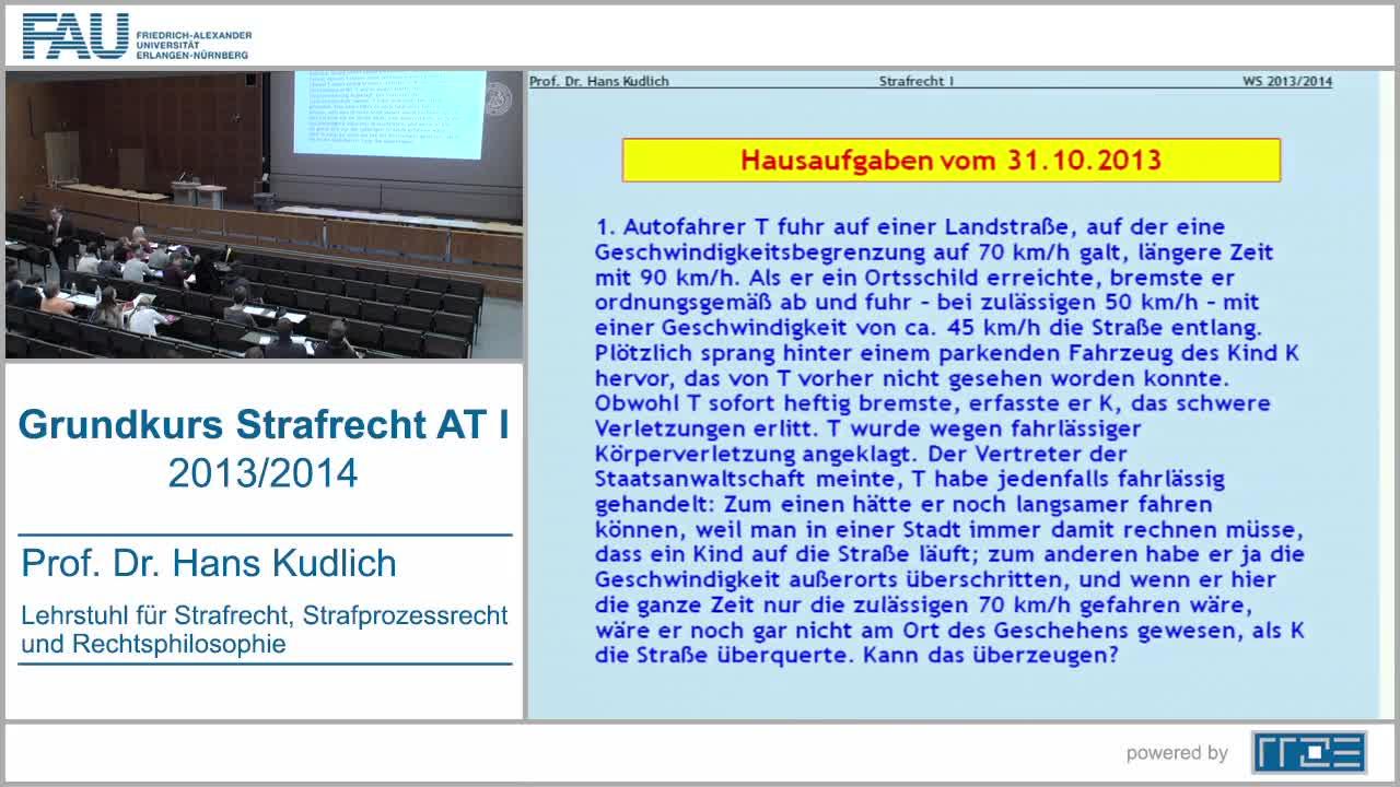 Grundkurs Strafrecht AT I preview image