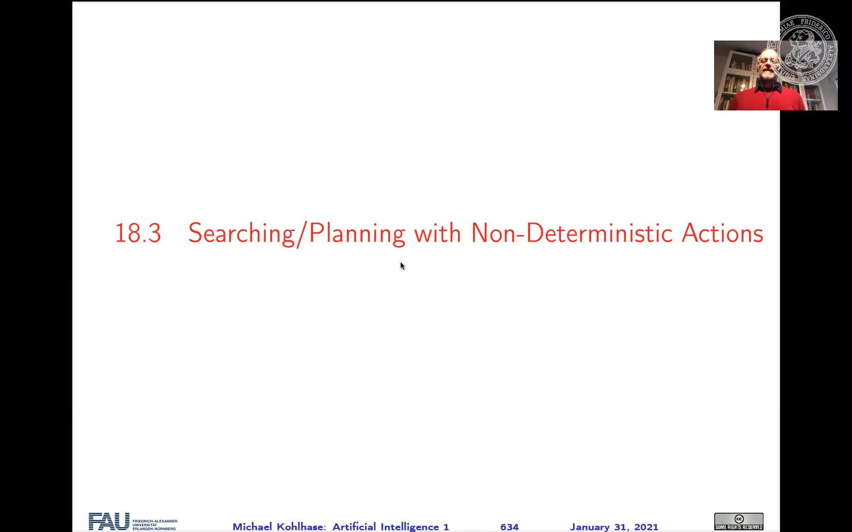 Searching/Planning with Non-Deterministic Actions preview image