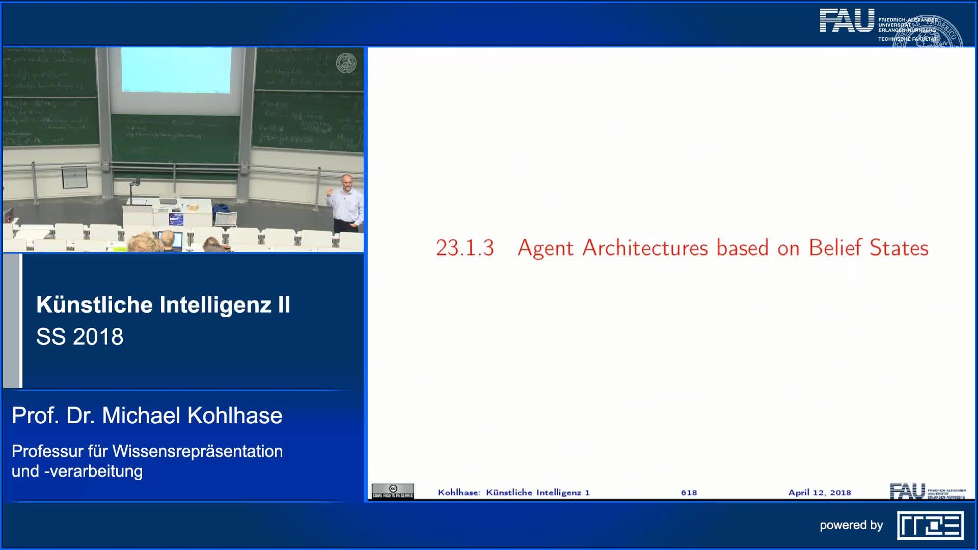 20.1.3. Agent Architectures based on Belief States preview image