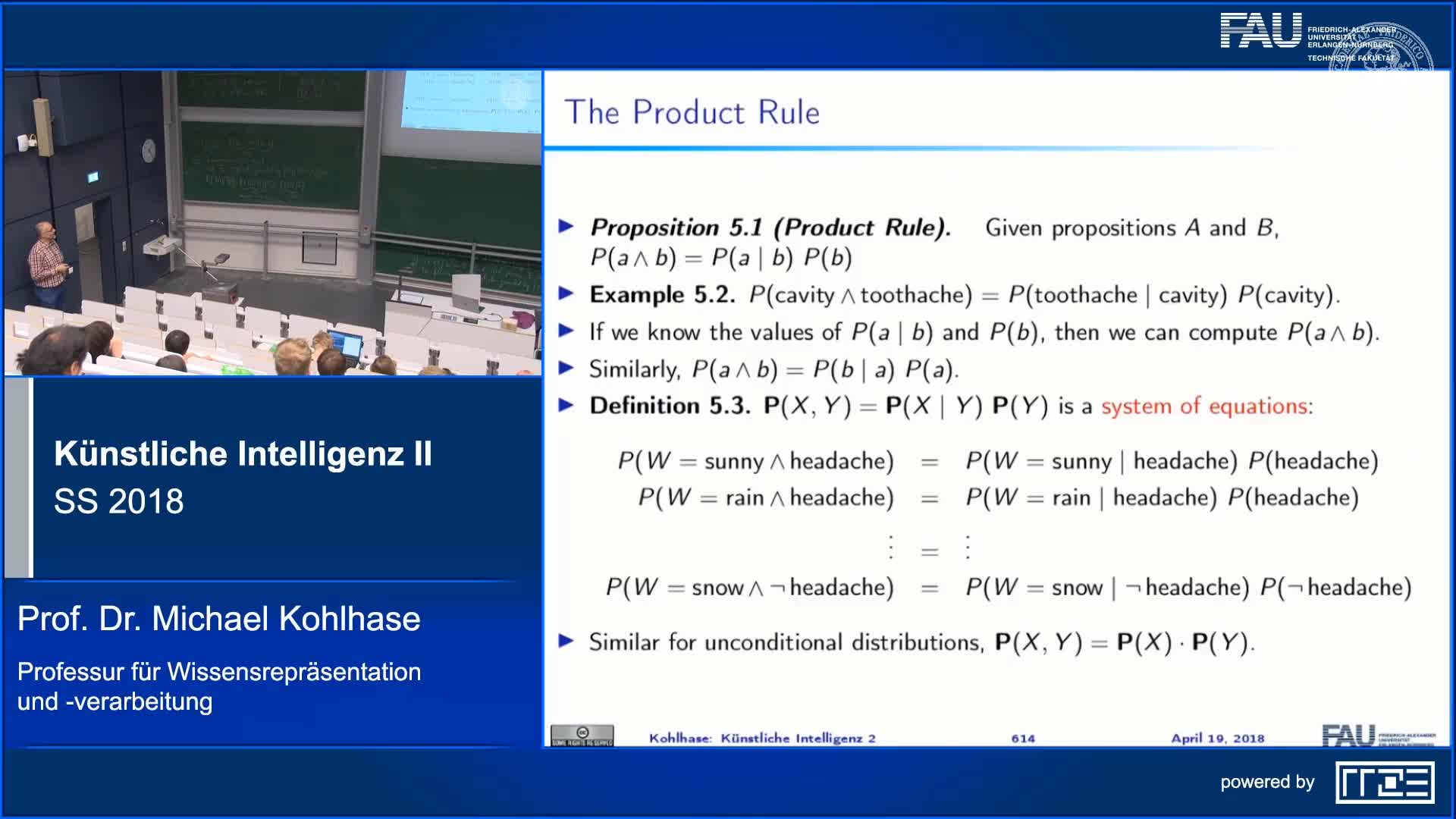 20.5. Basic Probabilistic Reasoning Methods preview image