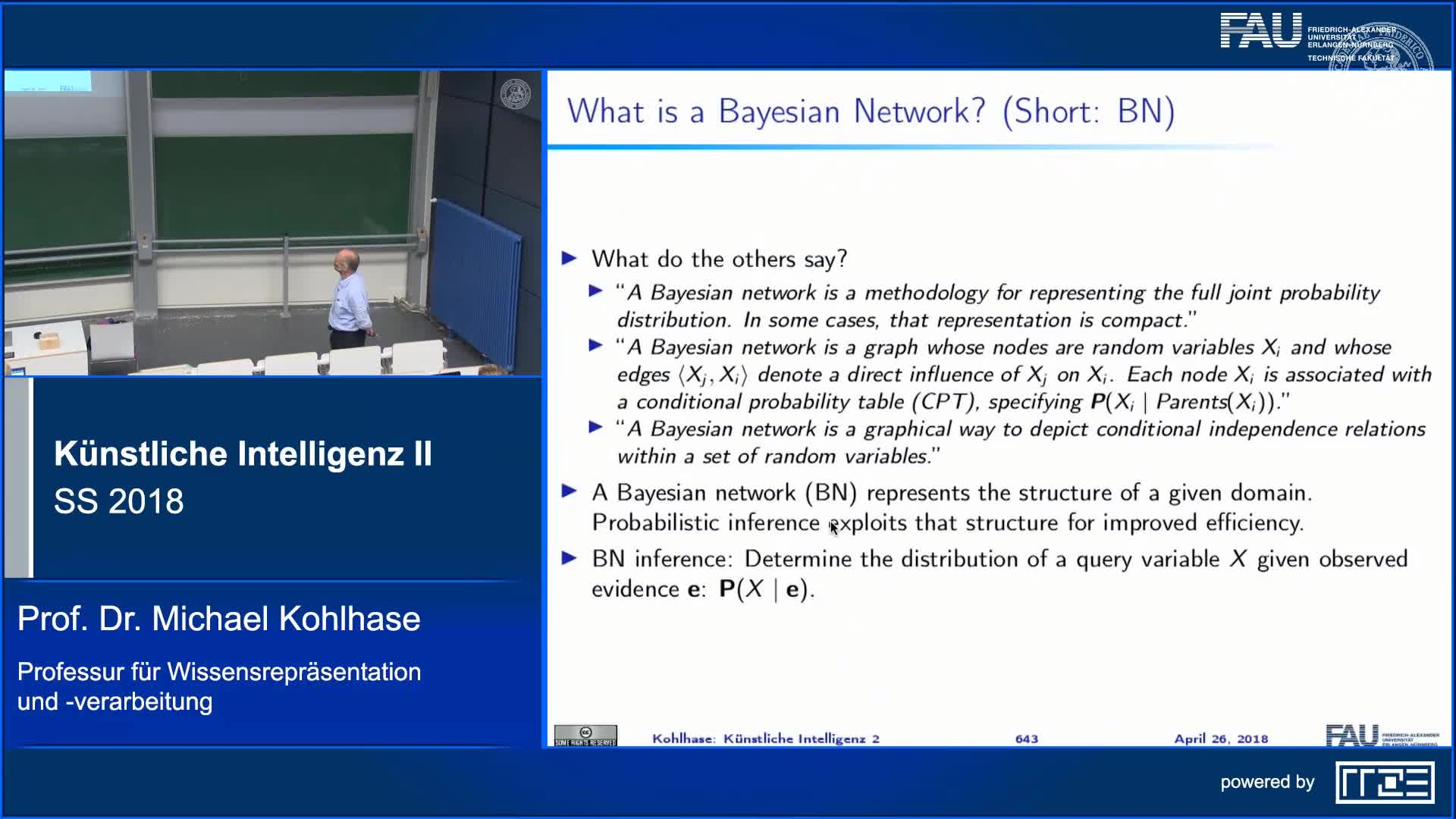21.2. What is a Bayesian Network? preview image