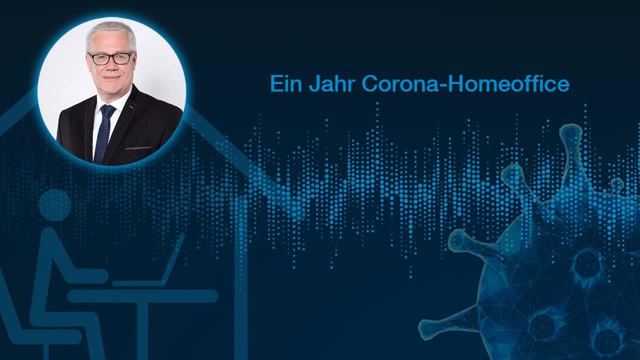 Ein Jahr Corona-Homeoffice preview image