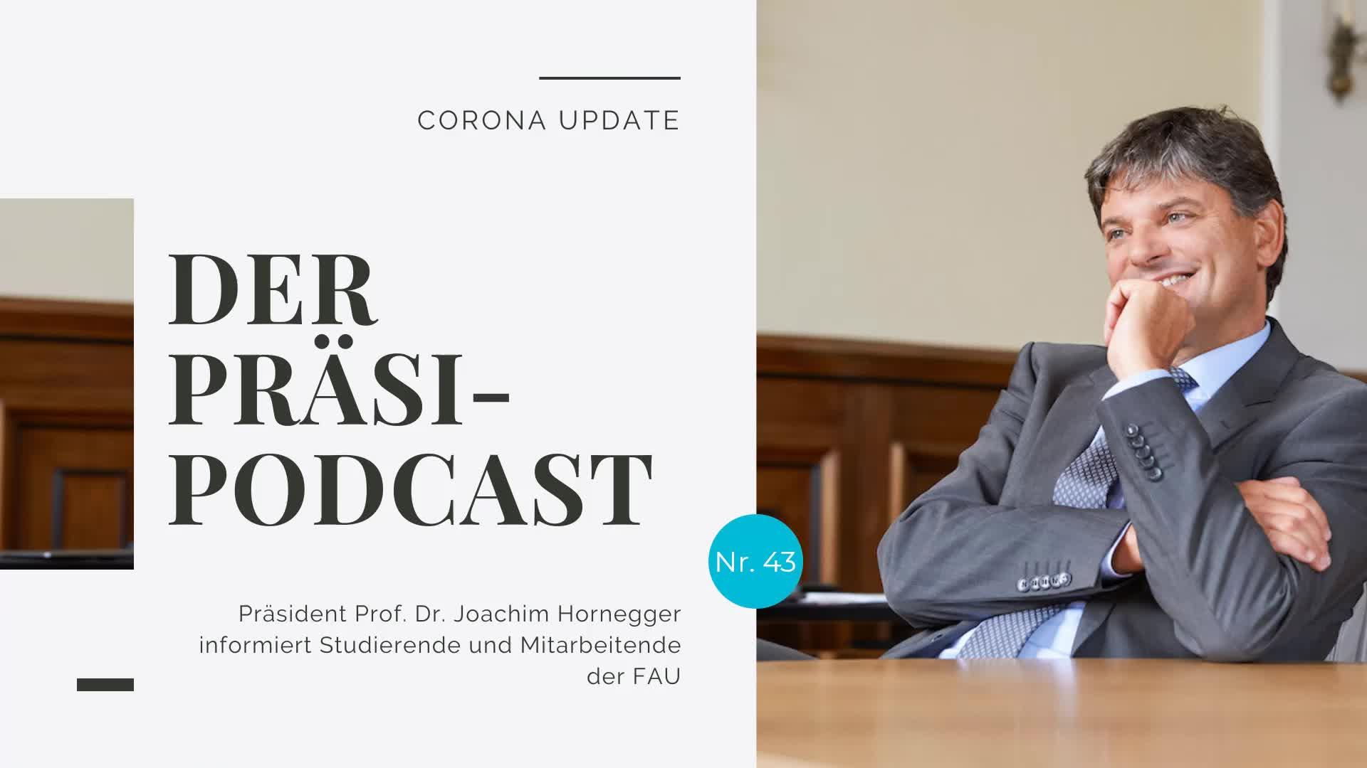 """""""Der Präsi-Podcast"""" vom 17. März 2021 preview image"""