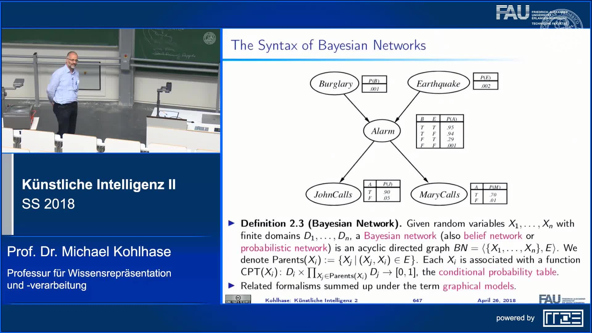 21.3. What is the Meaning of a Bayesian Network? preview image