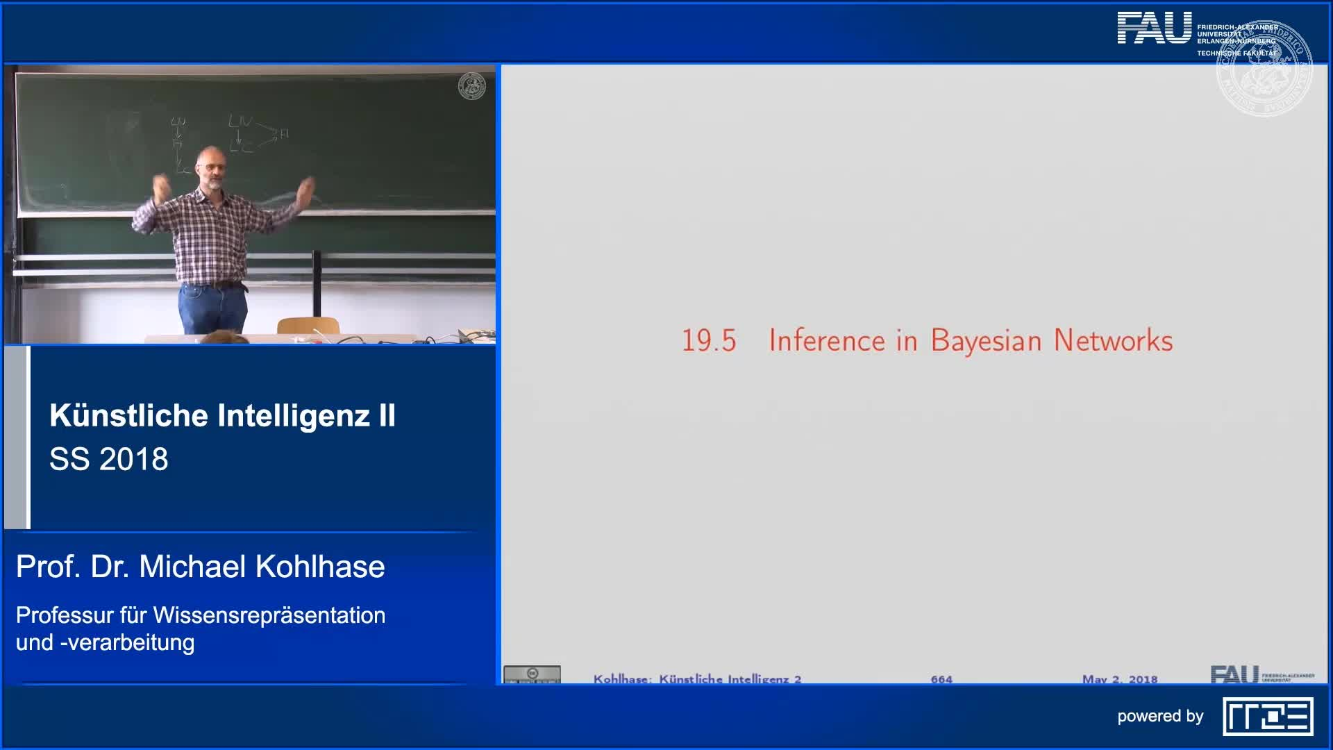 21.5. Inference in Bayesian Networks preview image