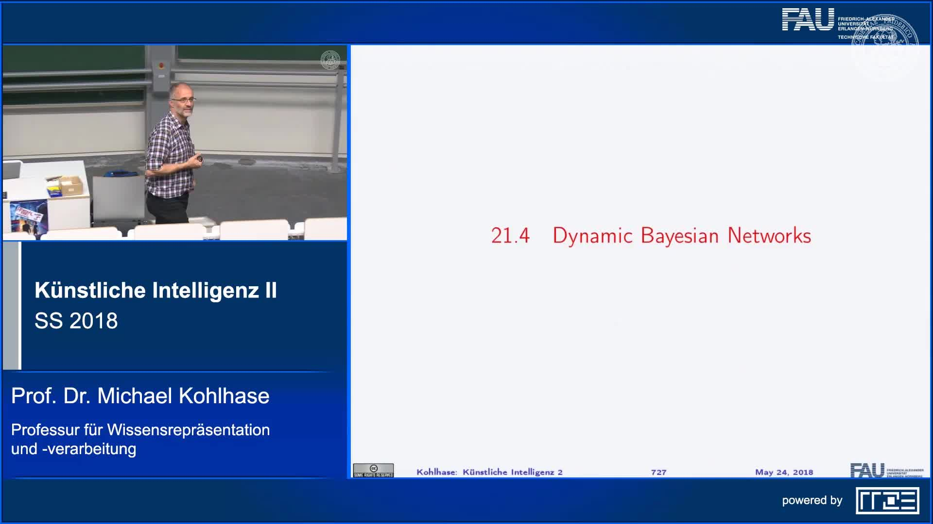 23.4. Dynamic Bayesian Networks preview image