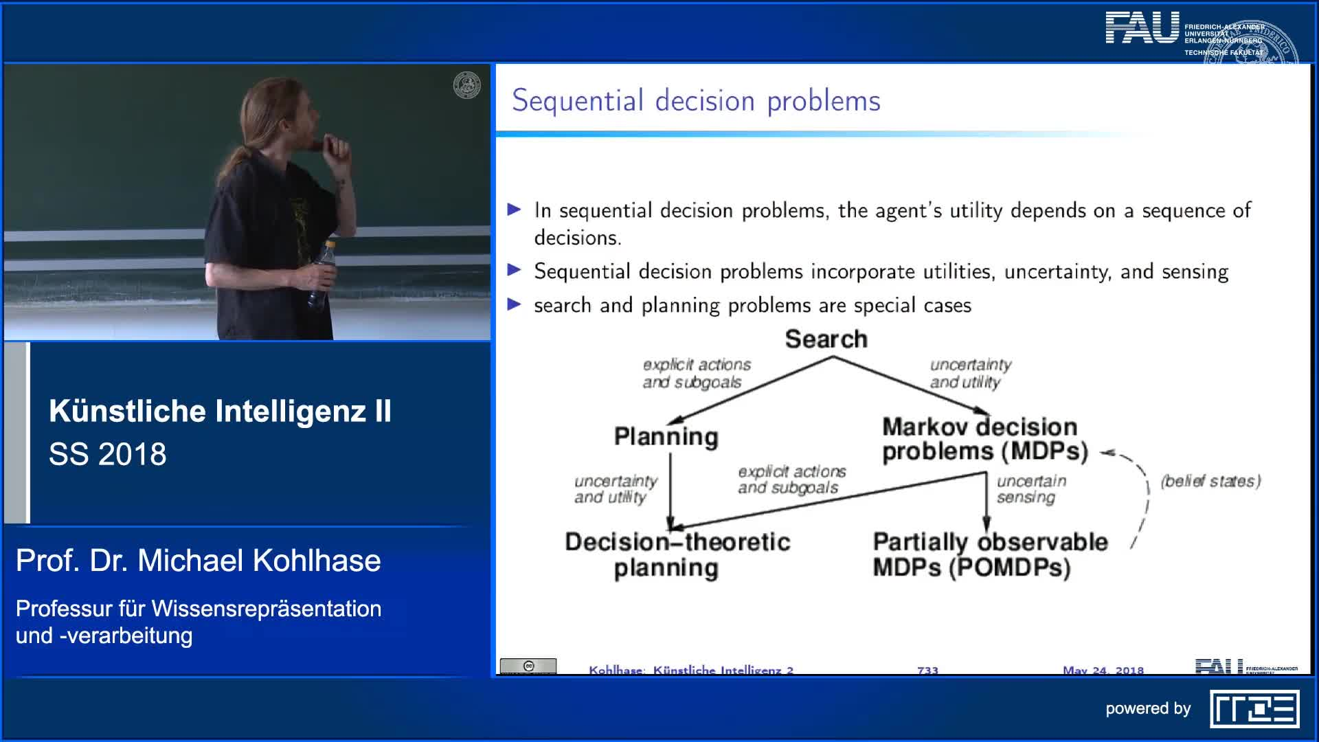 24.1. Sequential Decision Problems preview image