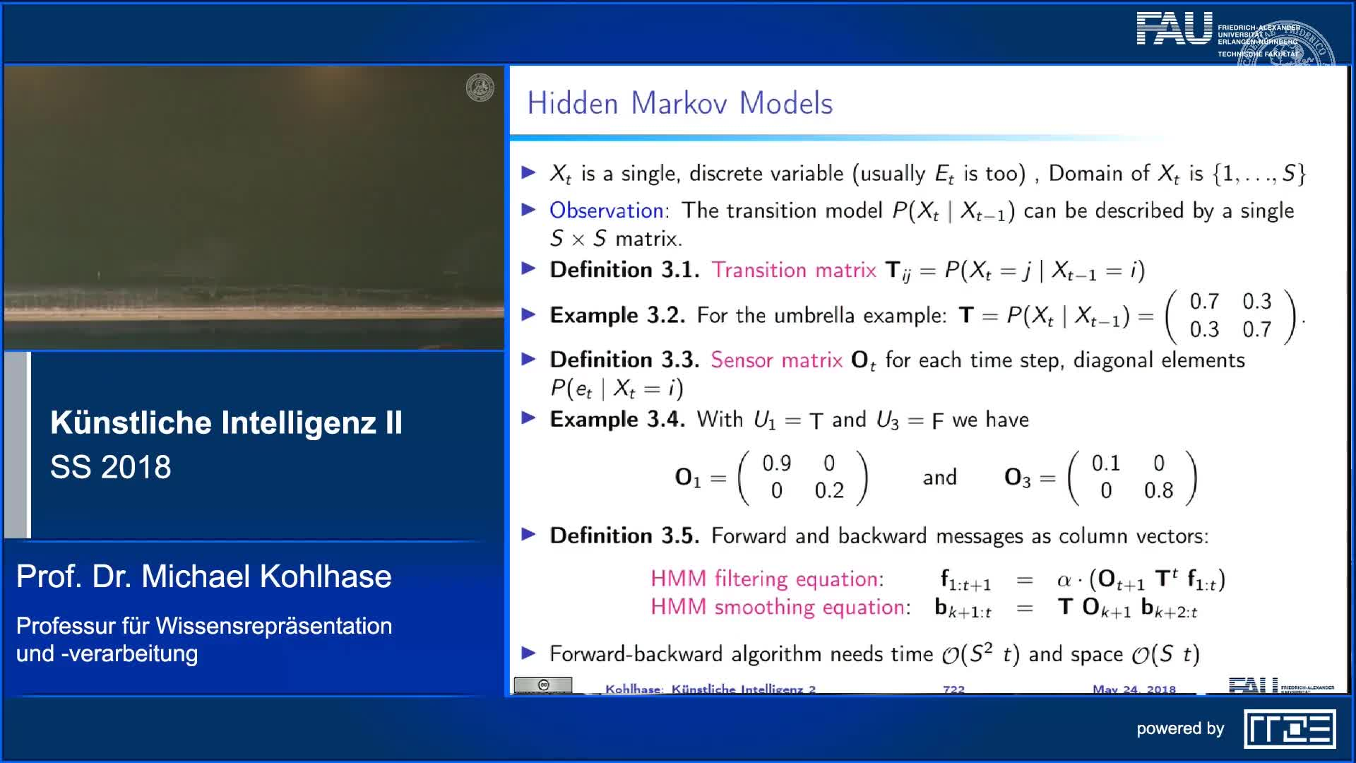Recap Clip 6.6: Hidden Markov Models (Part 1) preview image