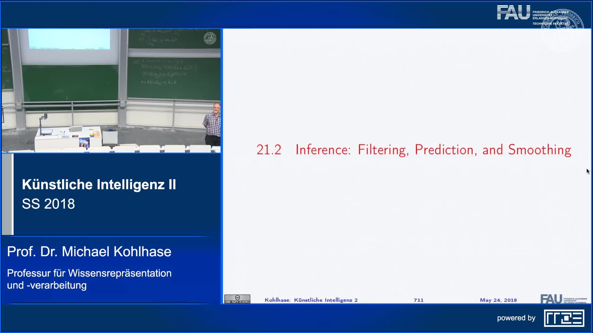 Recap Clip 6.3: Inference: Filtering, Prediction and Smoothing (Part 1) preview image