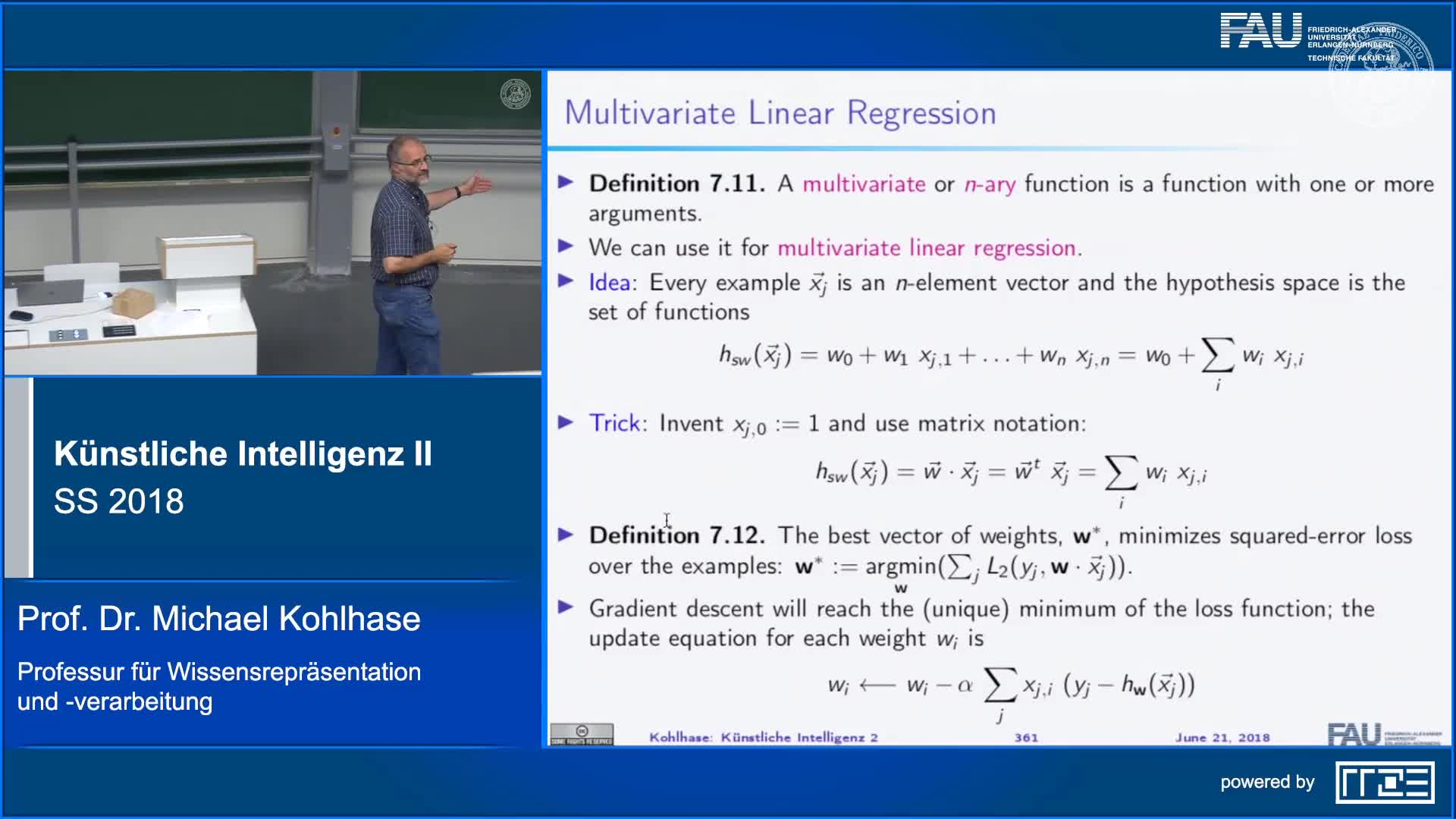 Recap Clip 8.12: Regression and Classification with Linear Models (Part 2) preview image