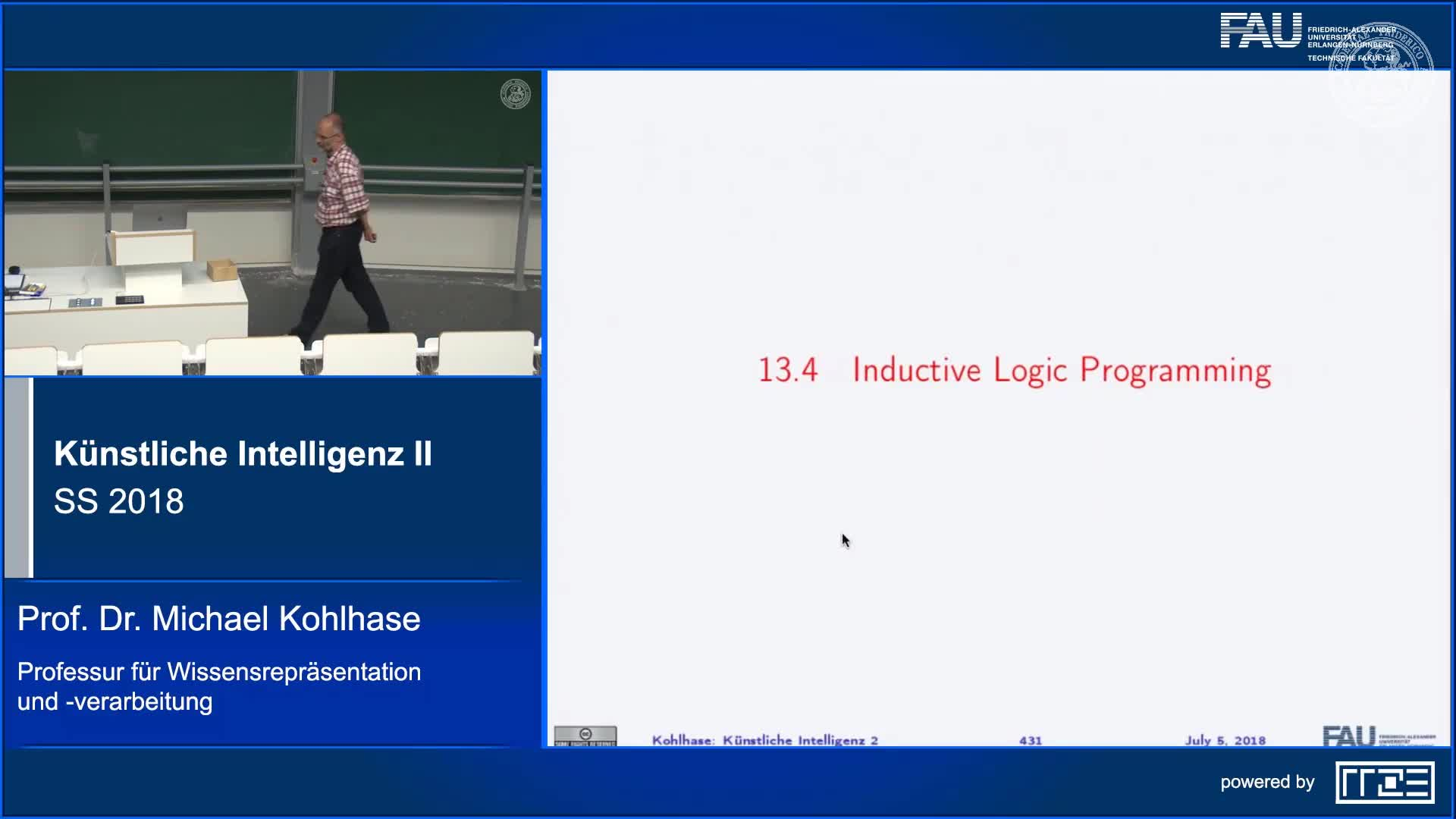 Recap Clip 10.5: Inductive Logic Programming: An Example preview image