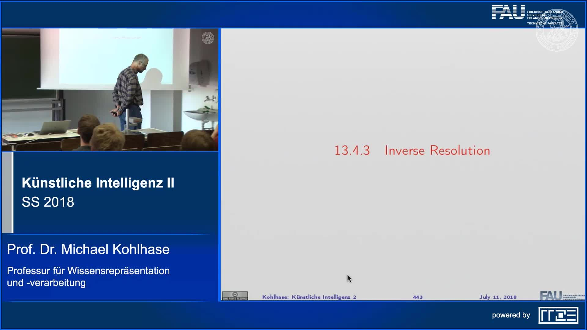 Recap Clip 10.7: Inductive Logic Programming: Inverse Resolution preview image