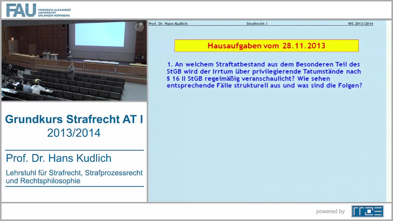 Grundkurs Strafrecht AT I preview image