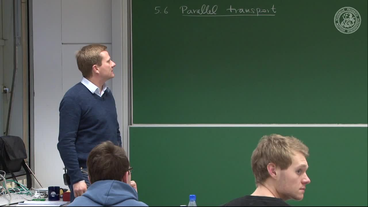 Lectures on the Geometric Anatomy of Theoretical Physics preview image