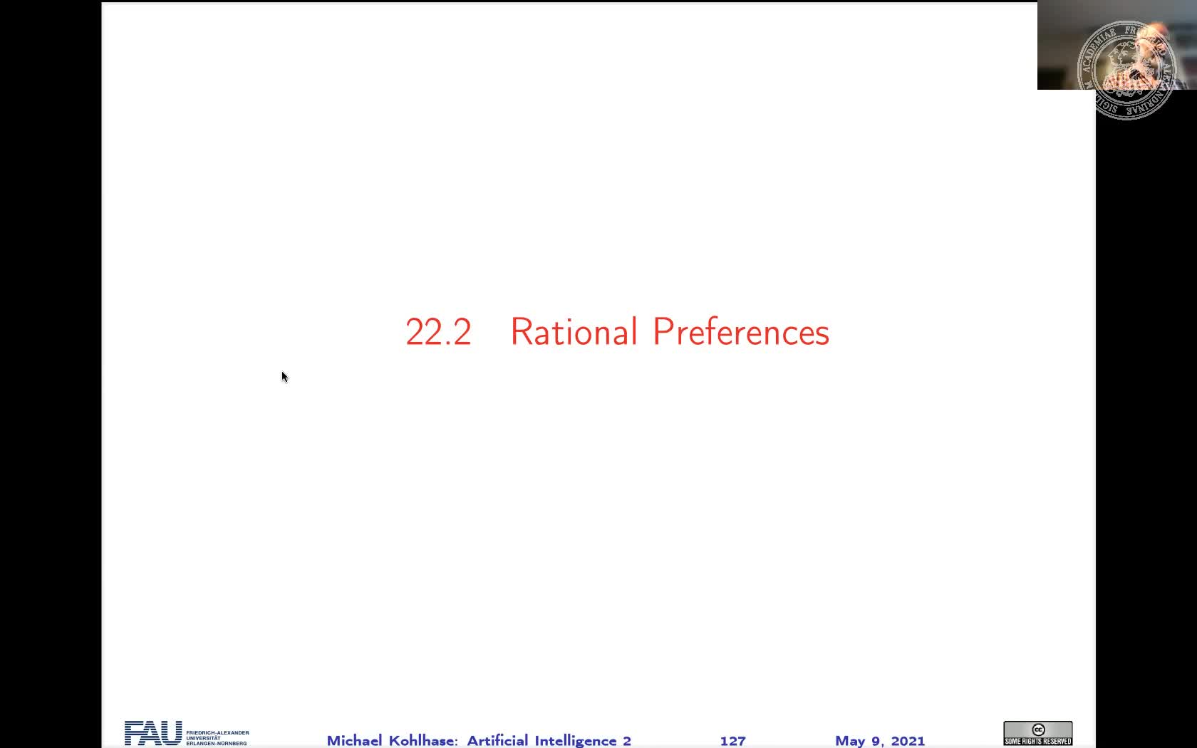 22.2 Rational Preferences preview image