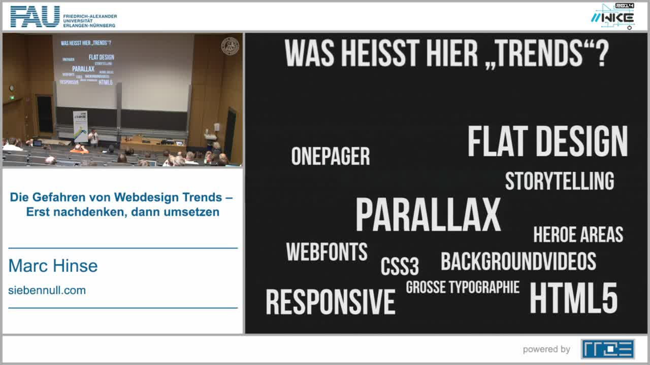 WD - Die Gefahren von Webdesign Trends – Erst nachdenken, dann umsetzen preview image