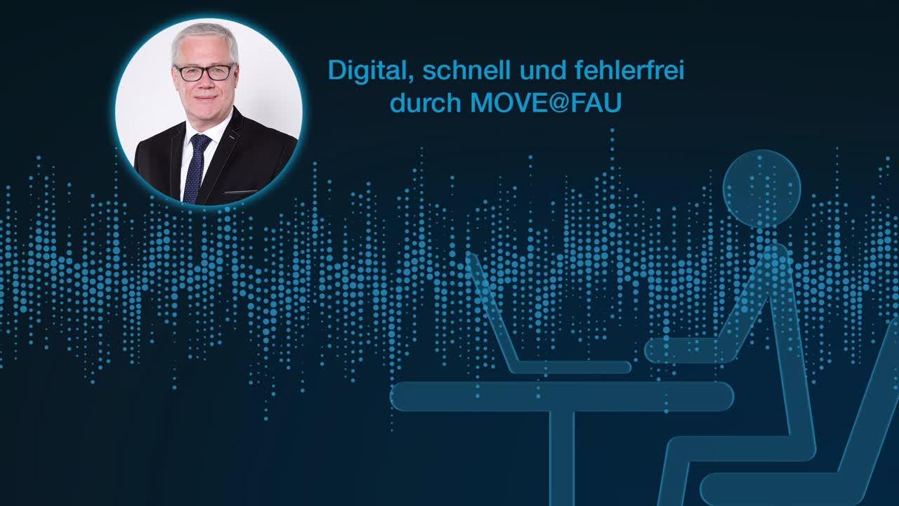 Digital, schnell und fehlerfrei durch MOVE@FAU preview image