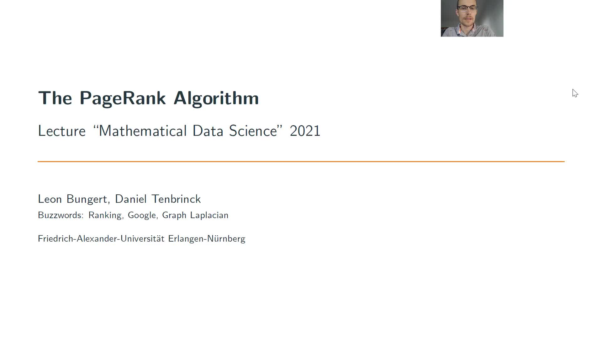 The PageRank Algorithm preview image