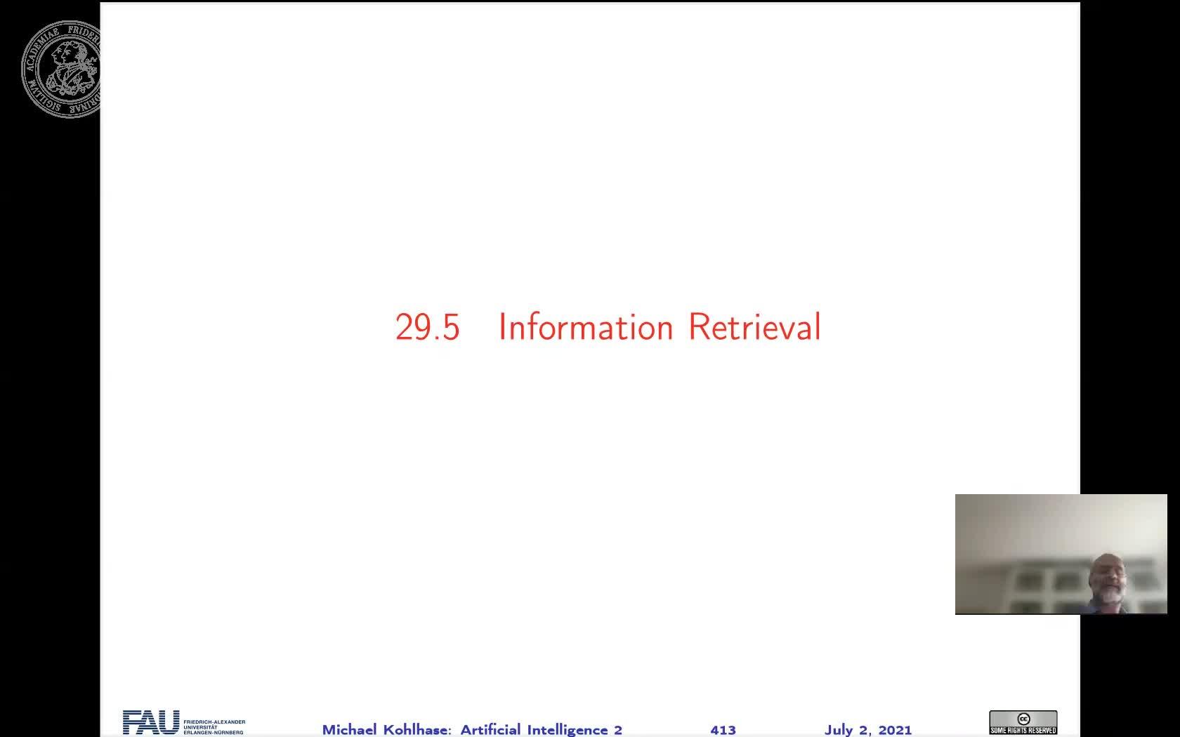 29.5 Information Retrieval preview image