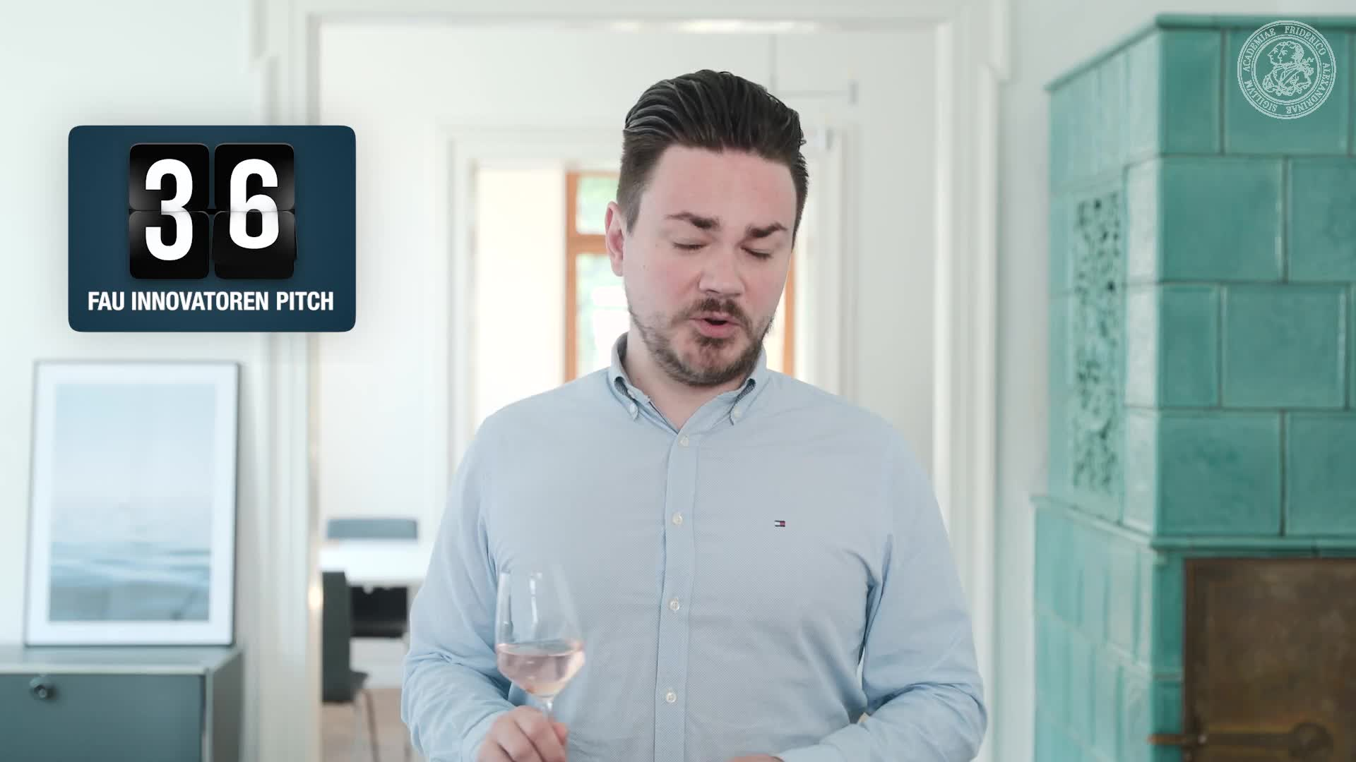 FAU Pitch - OnlineTasting preview image
