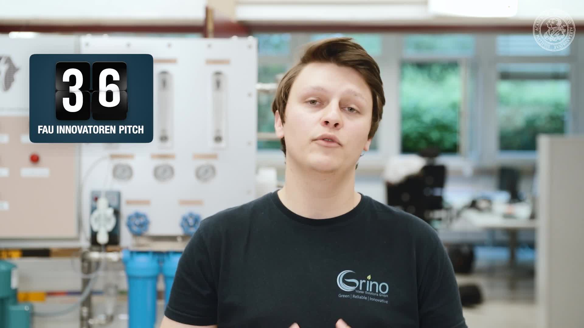 FAU Pitch - Grino Water Solutions preview image