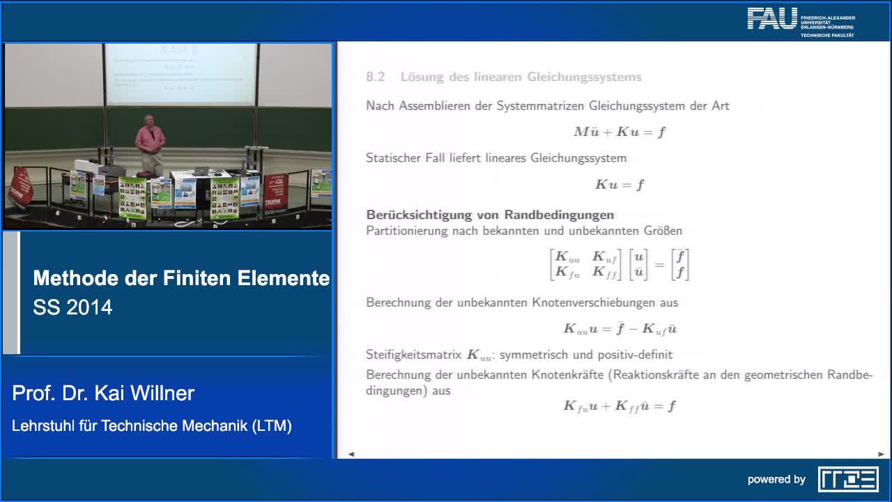 Methode der Finiten Elemente (FE) preview image