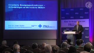 Die Erlanger Schritte-Sammler: Wie die Medizin mit Hilfe der Bewegungsanalyse Krankheiten diagnostizieren und behandeln will preview image