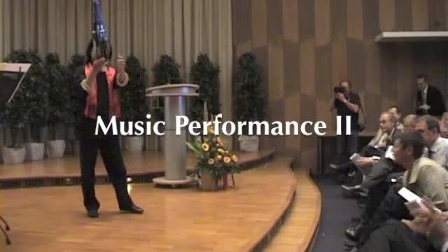 Eröffnungszeremonie des Internationalen Kollegs für Geisteswissenschaftliche Forschung: Music Performance II - Wu Wei preview image