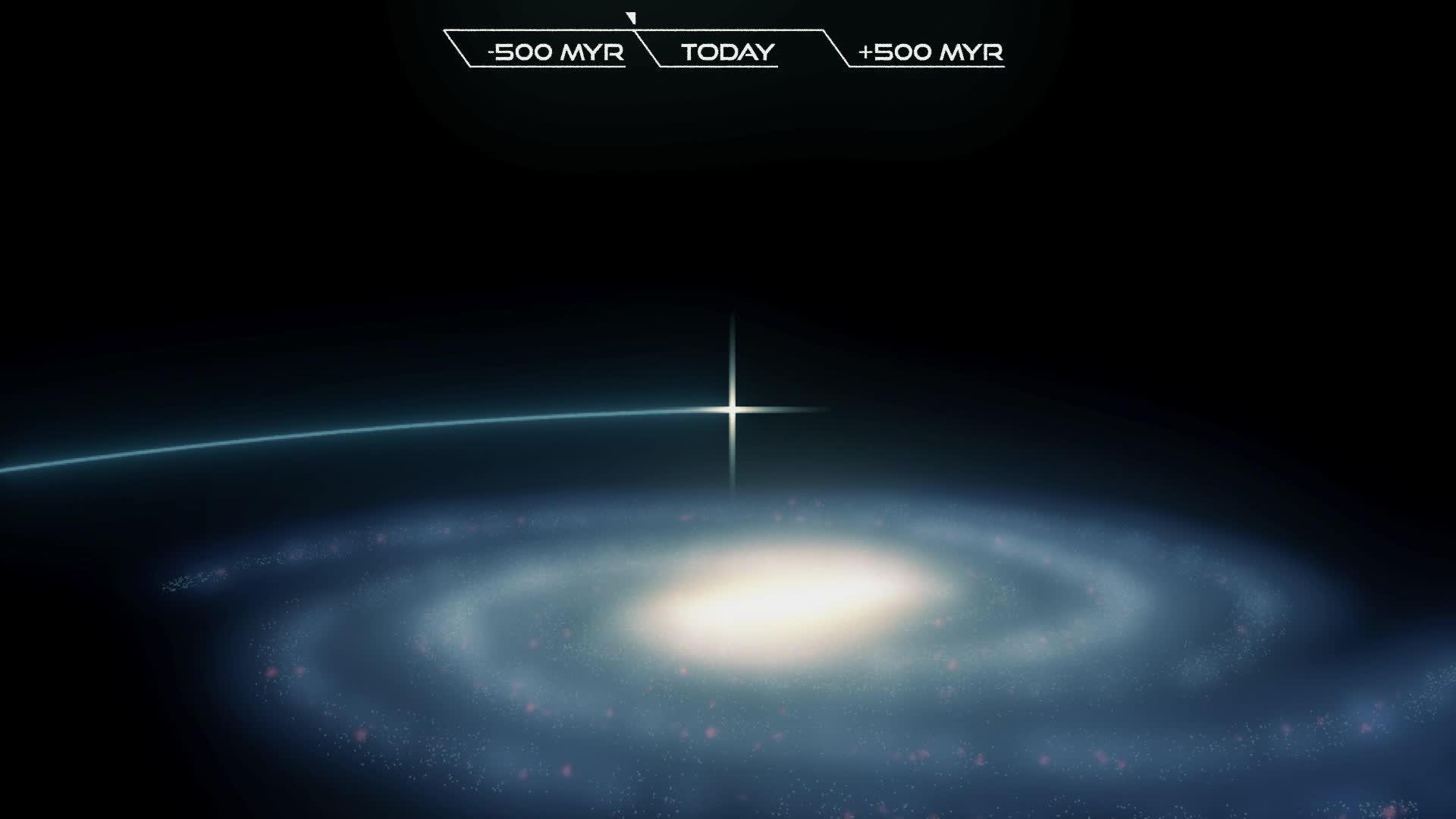 FAU-Astronomen entdecken hyperschnellen Doppelstern, der Rätsel aufgibt preview image