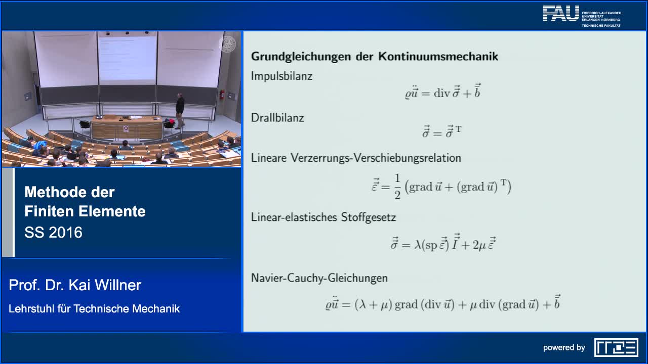 Methode der Finiten Elemente (FE (V)) preview image