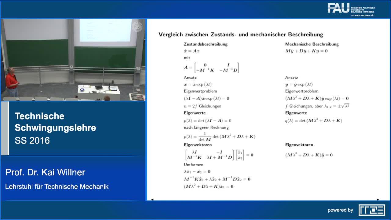 Technische Schwingungslehre (TSL (V)) preview image
