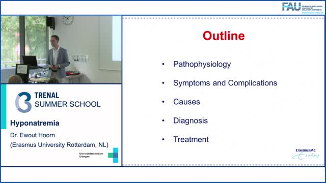 TRENAL Summer School - Hyponatremia preview image