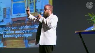 Darstellung von Lehrinhalten in informellen audiovisuellen Lernumgebungen preview image