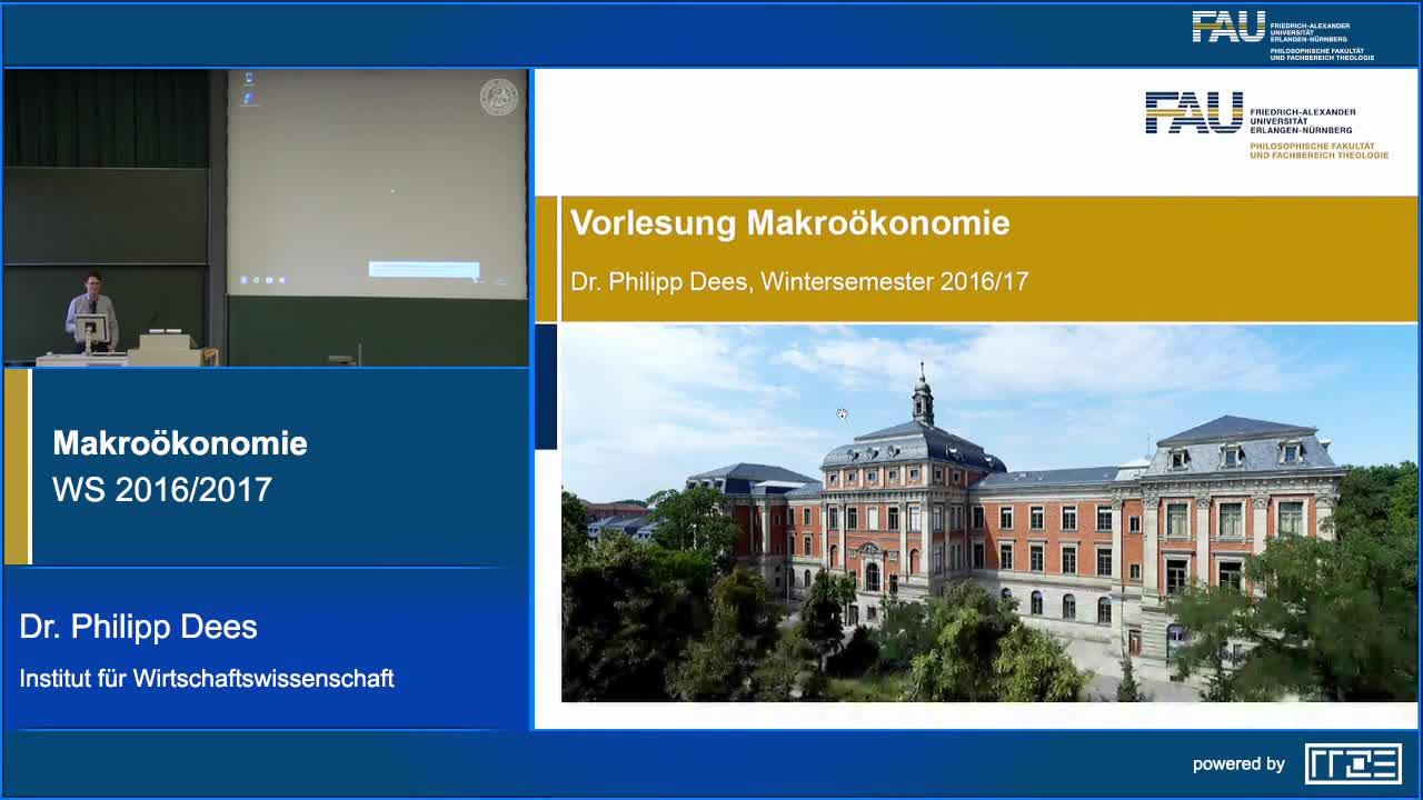 Makroökonomie preview image