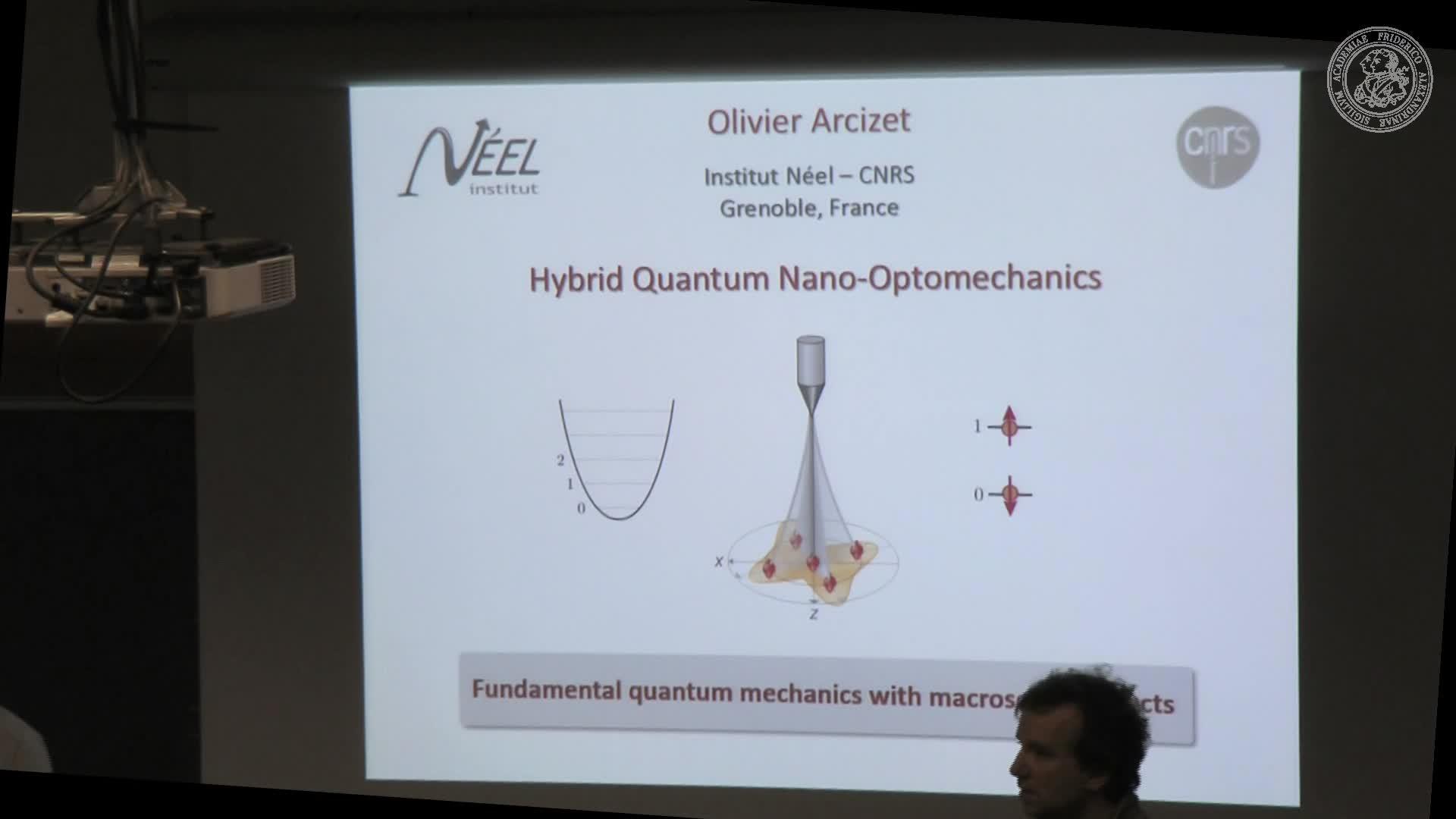 Hybrid Quantum Nano-Optomechanics preview image