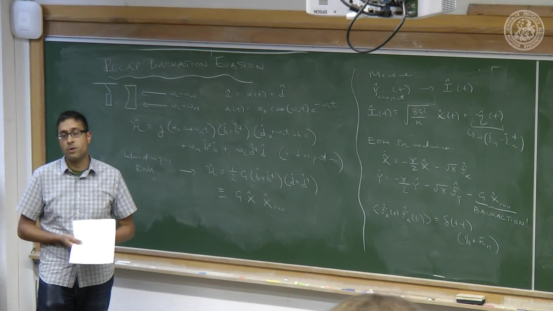 Optomechanics and quantum measurement - 4 preview image
