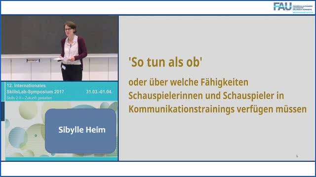So tun als ob - SkillsLab Symposium 2017 preview image