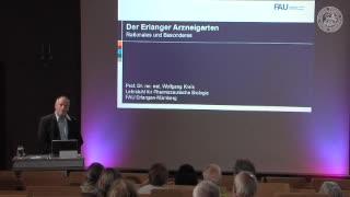 Rationales und Besonderes im Erlanger Arzneigarten preview image