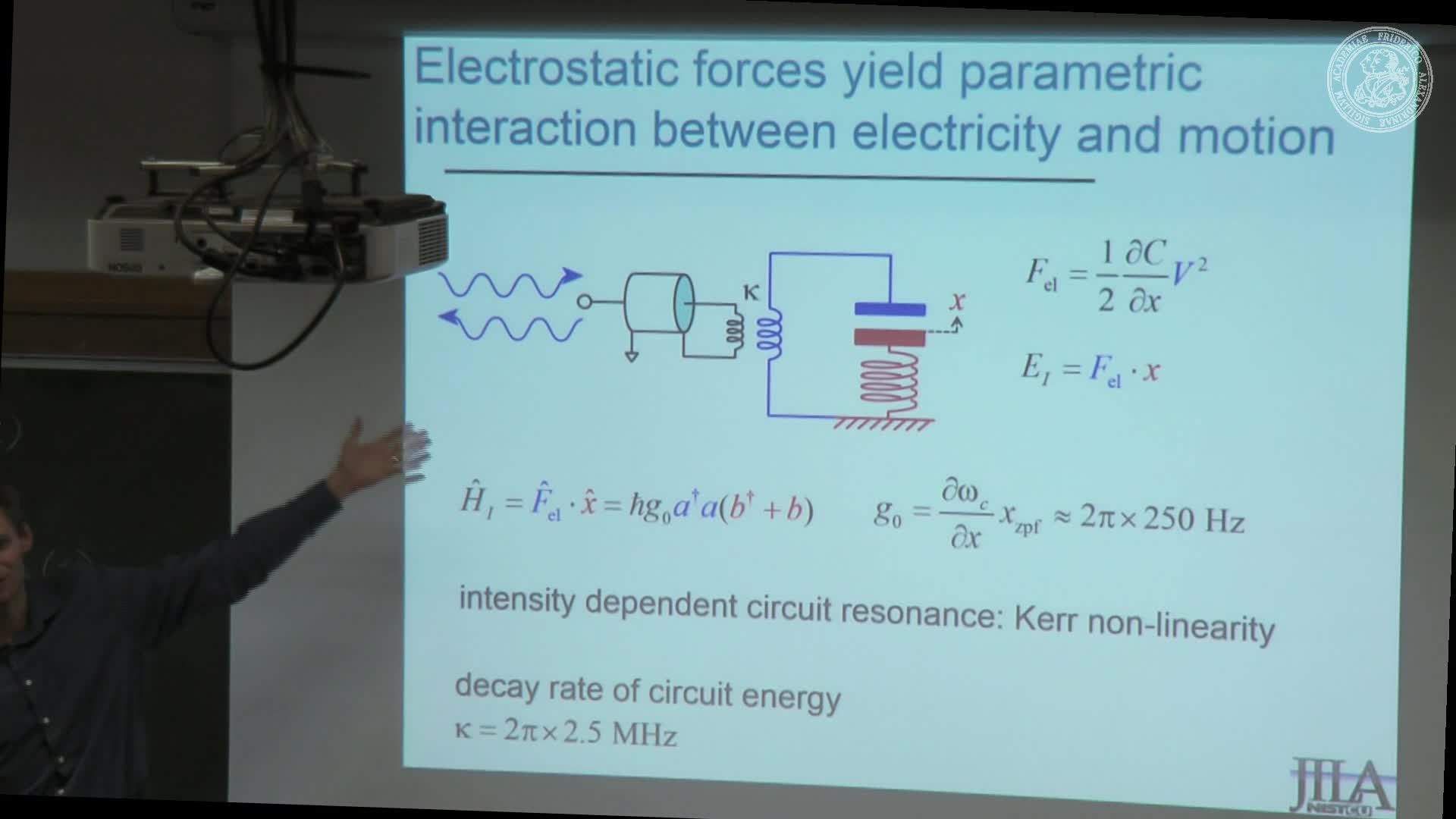 Dynamic and multimode electromechanics - 3 preview image
